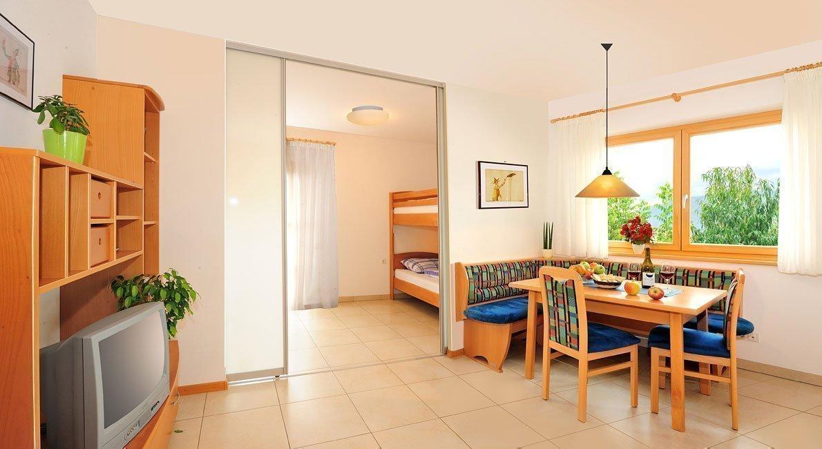 panoramica appartamento 1 piano terra maso lafoi